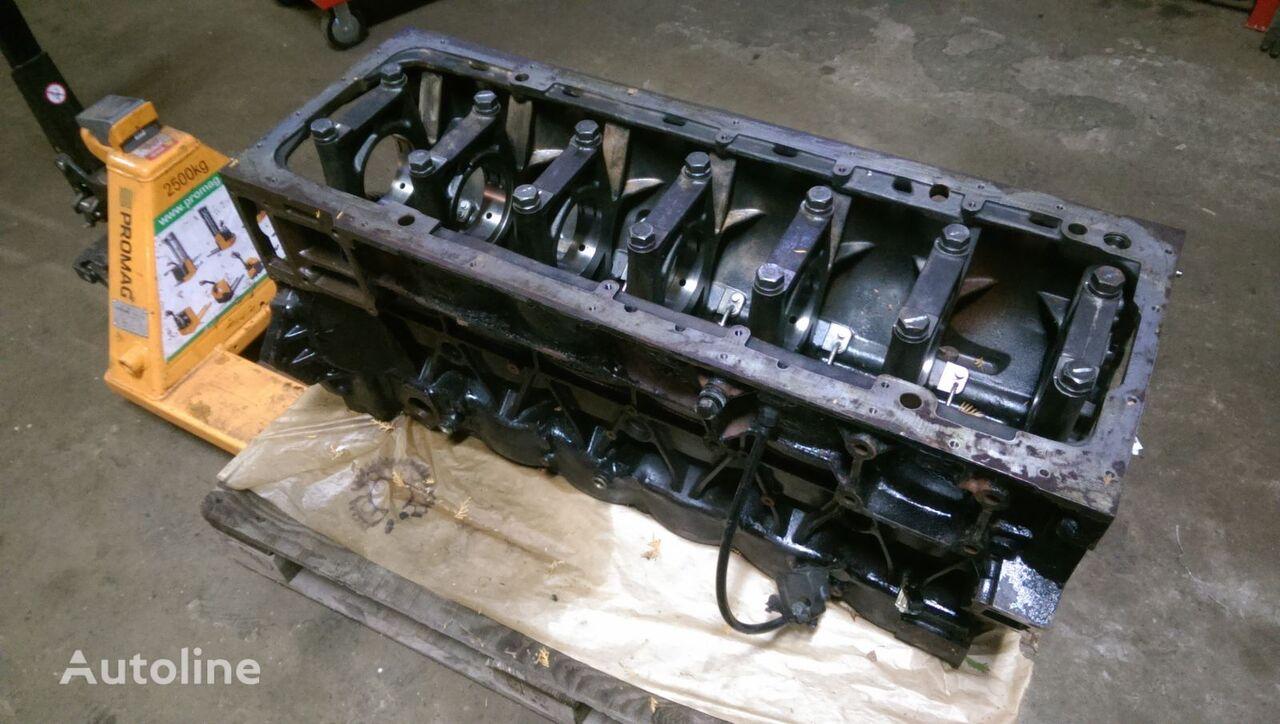bloc-moteur MAN Biturbo Euro6 CrankCase Euro6 TGS Euro 6 (D2066LF) pour camion MAN TGS