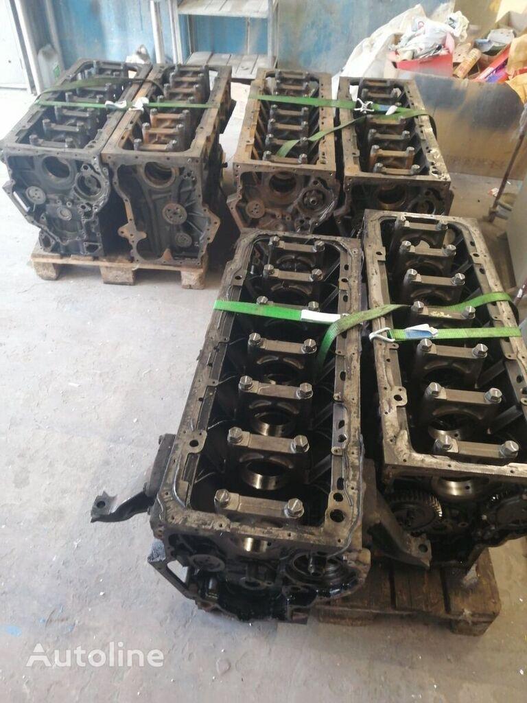 bloc-moteur MAN D26 480 540 D2676LF pour tracteur routier MAN TGA TGS TGX
