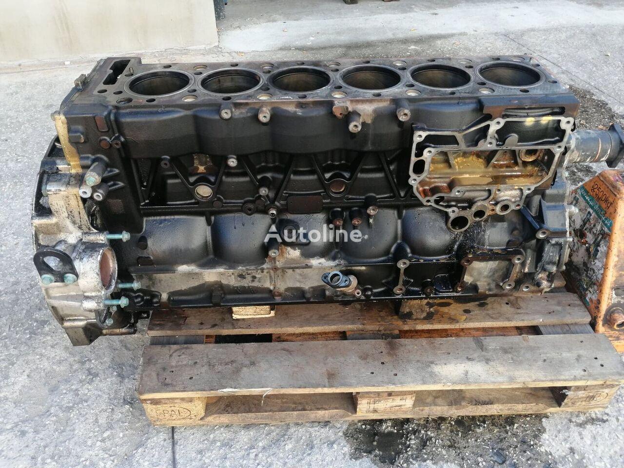 bloc-moteur MAN D2676LF52 Euro6 Nowy EURO 6 D2676 LF 52 Euro 6 pour camion MAN TGX