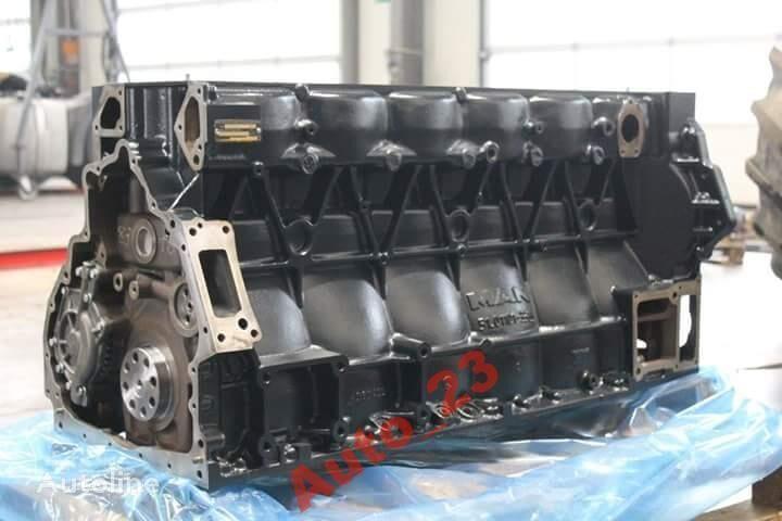 bloc-moteur MAN Neoplan D2066LOH D20 pour bus