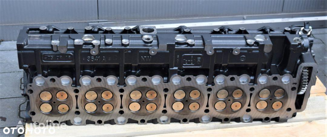 culasse MAN D20 D20 310 350 390 400 430 pour tracteur routier MAN TGA TGS TGX