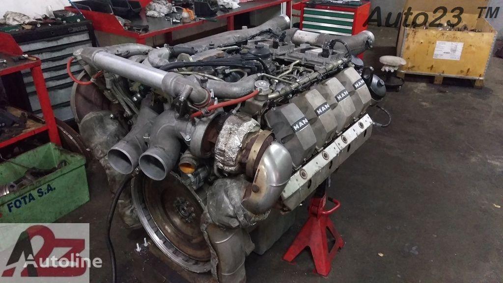 moteur LIEBHERR D28 (D2868LF) pour camion MAN TGX