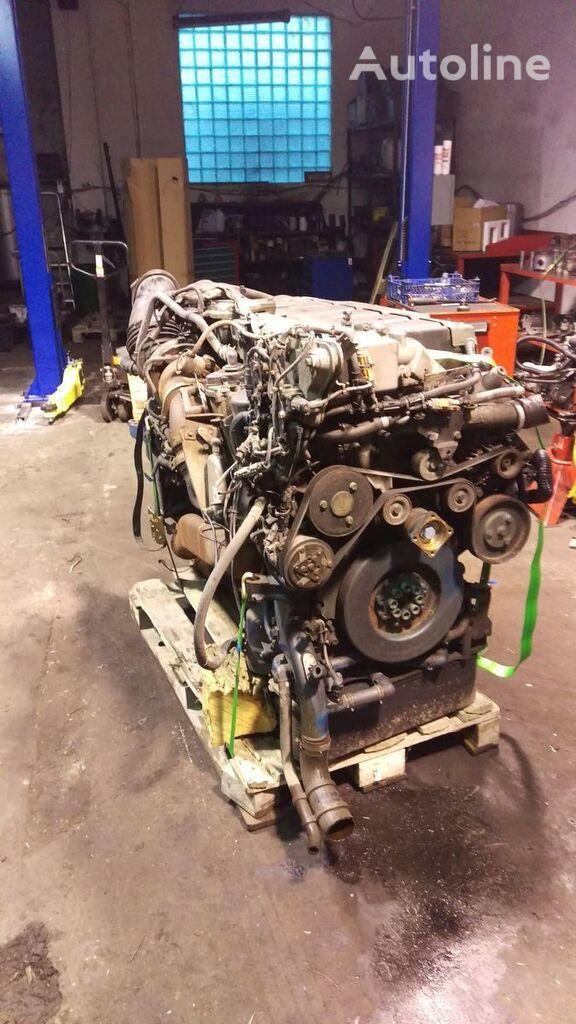 moteur MAN Biturbo D26 E5 TGX 440 (D2676LF) pour tracteur routier MAN TGX 440
