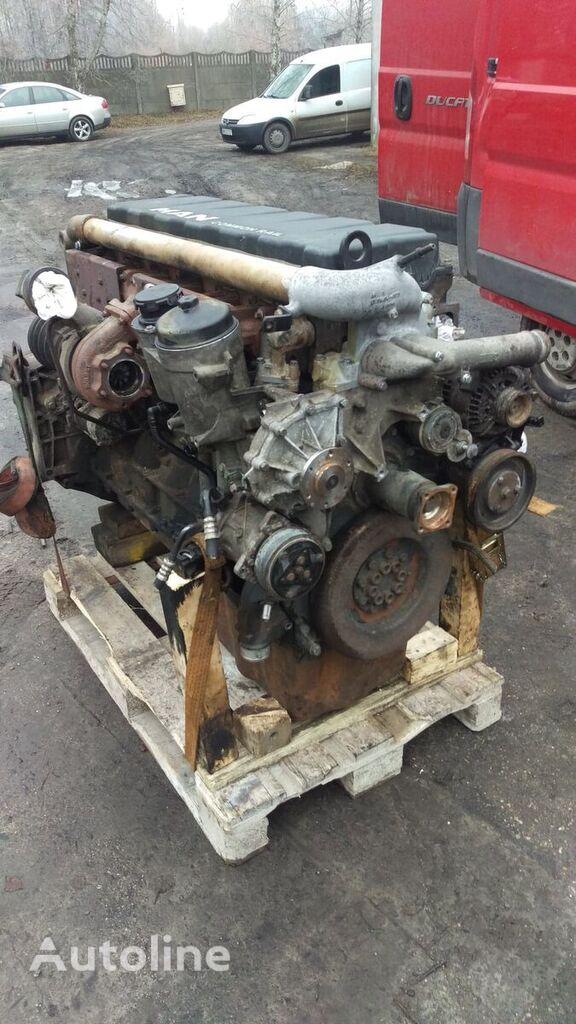 moteur MAN D2066LF pour tracteur routier MAN TGA TGX TGS