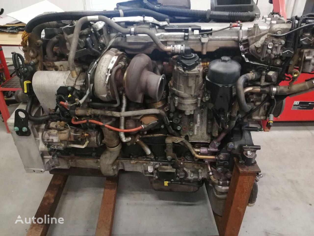 moteur MAN D2676 LF 46 pour camion MAN TGX